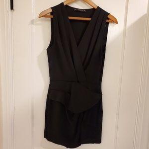 Zara black romper